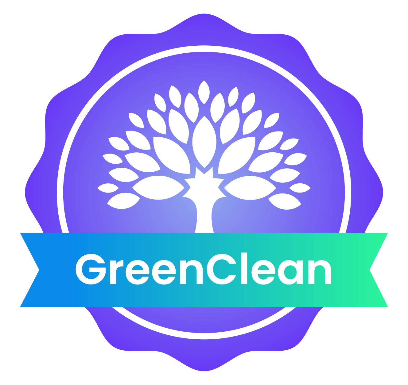 Green-Clean logo