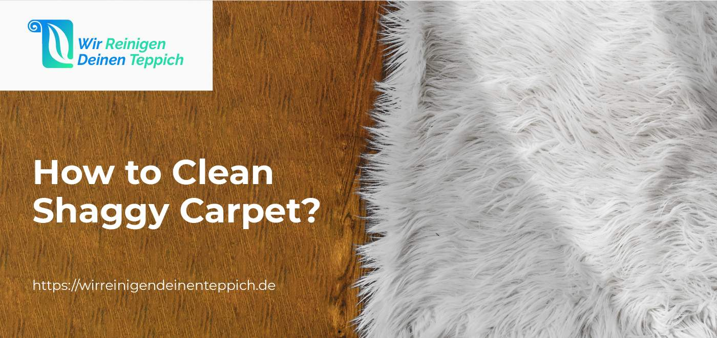 How to Clean a Shaggy Carpet
