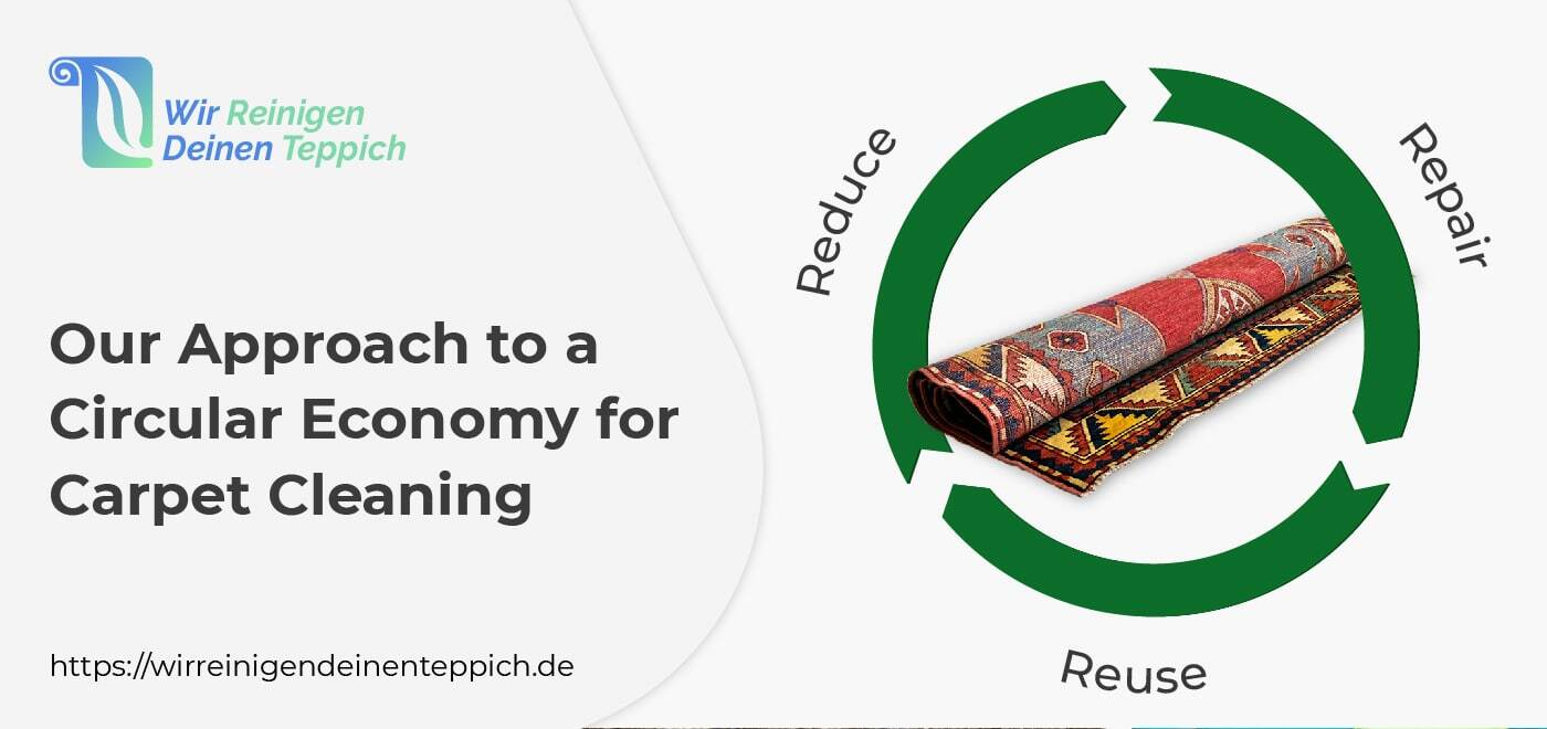 Circular Economy for Carpet Cleaning
