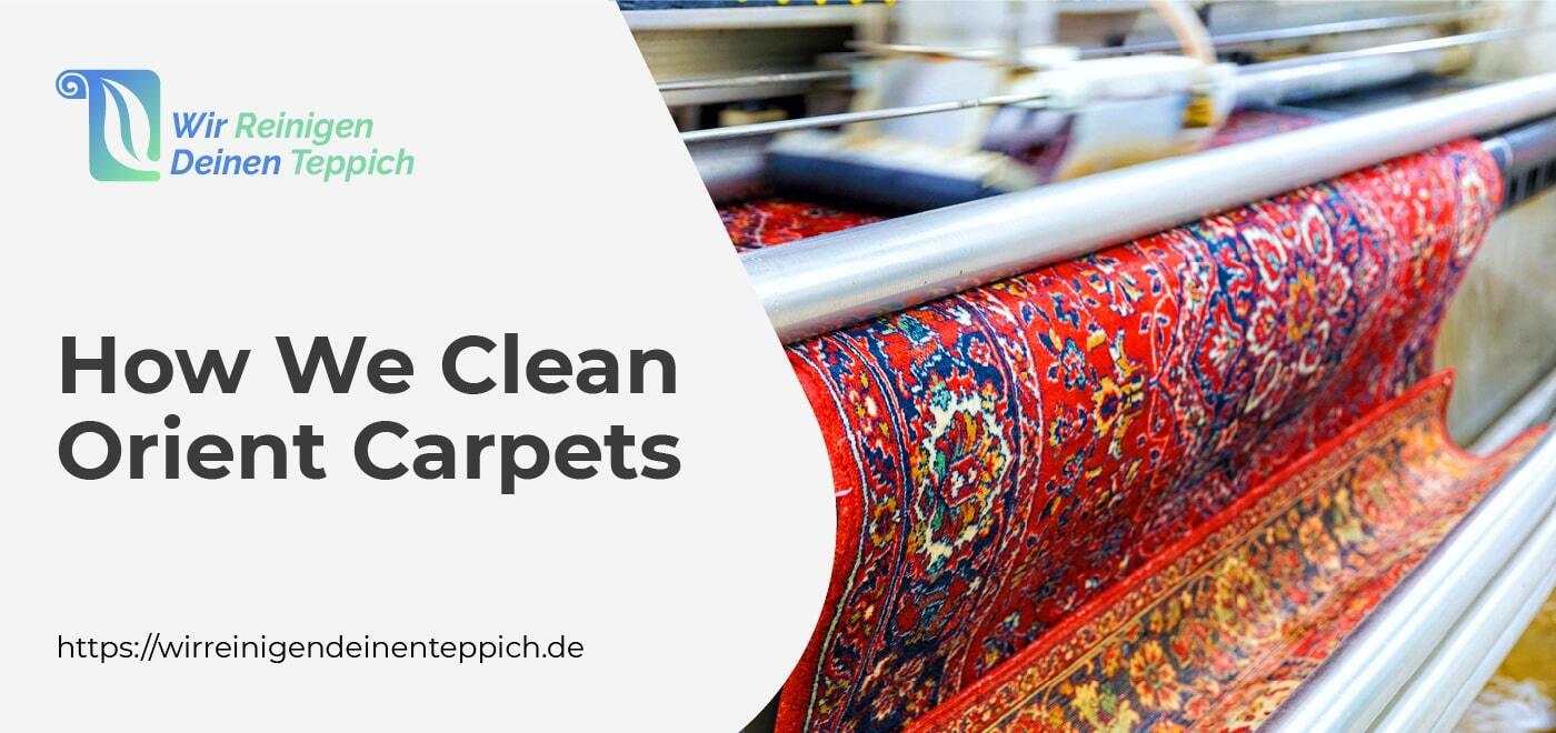 Clean Orient Carpets