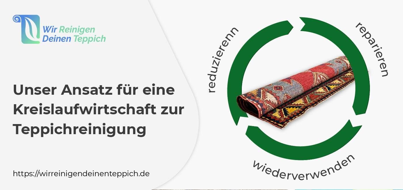 Kreislaufwirtschaft zur Teppichreinigung