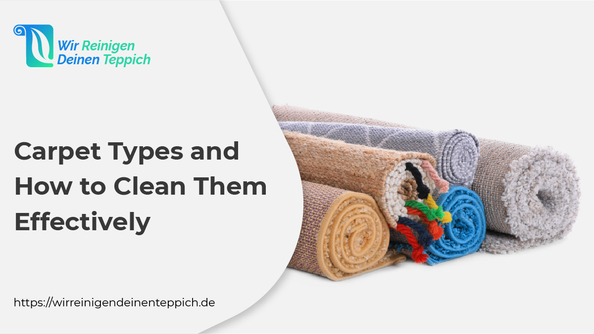 Carpet types