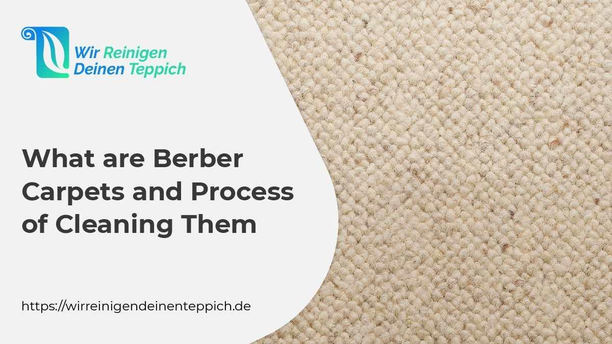 Berber Carpet Cleaning